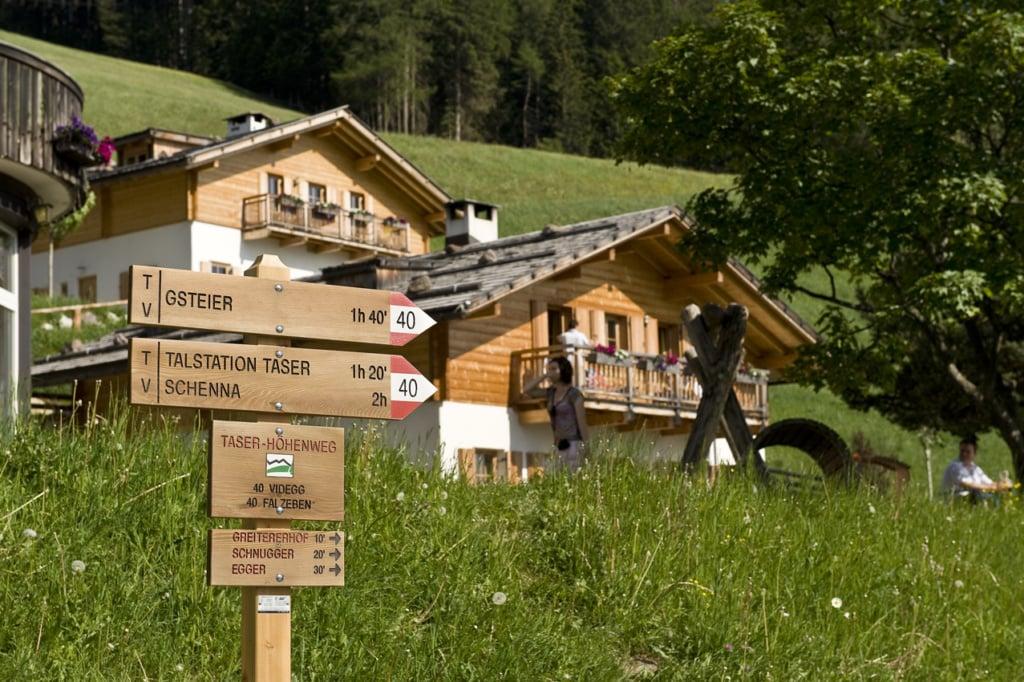 Hotel Taser in Südtirol