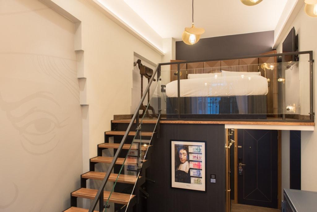 Gästezimmer im Hotel Indigo The Hague