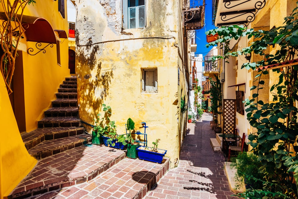 Altstadt von Chania auf Kreta