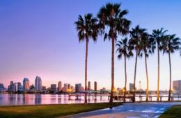 Coronado Island. San Diego, California