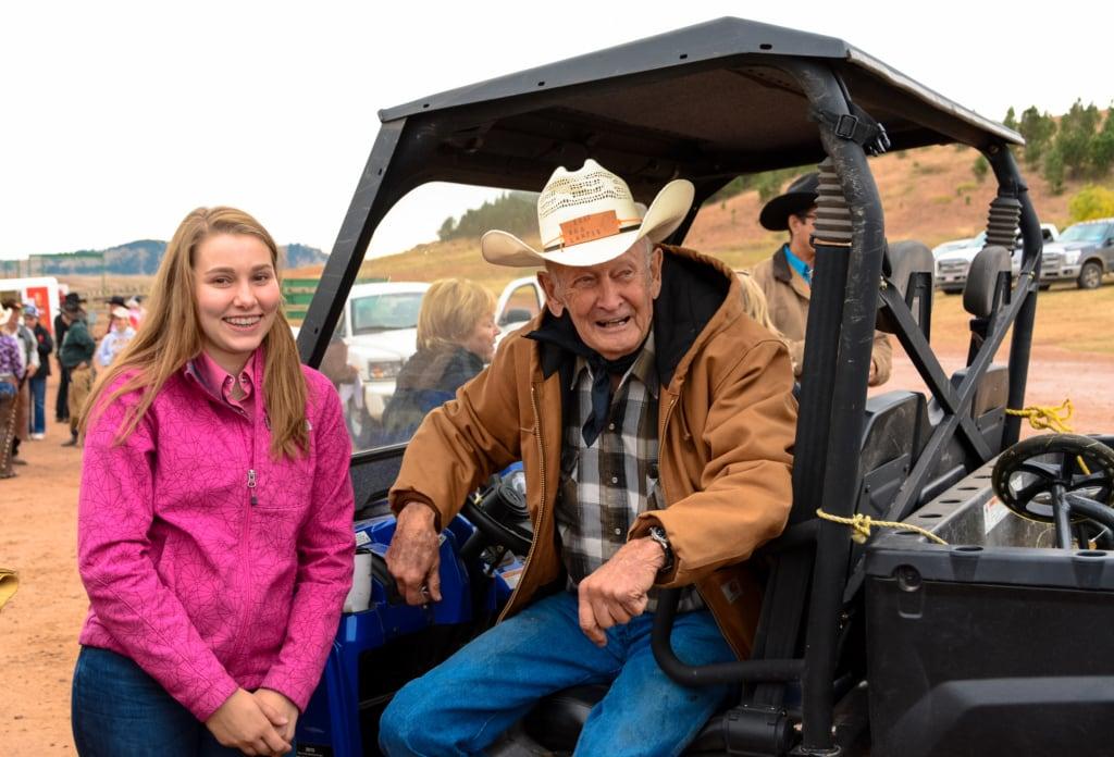 Unterwegs in South Dakota: Plausch mit den Einheimischen