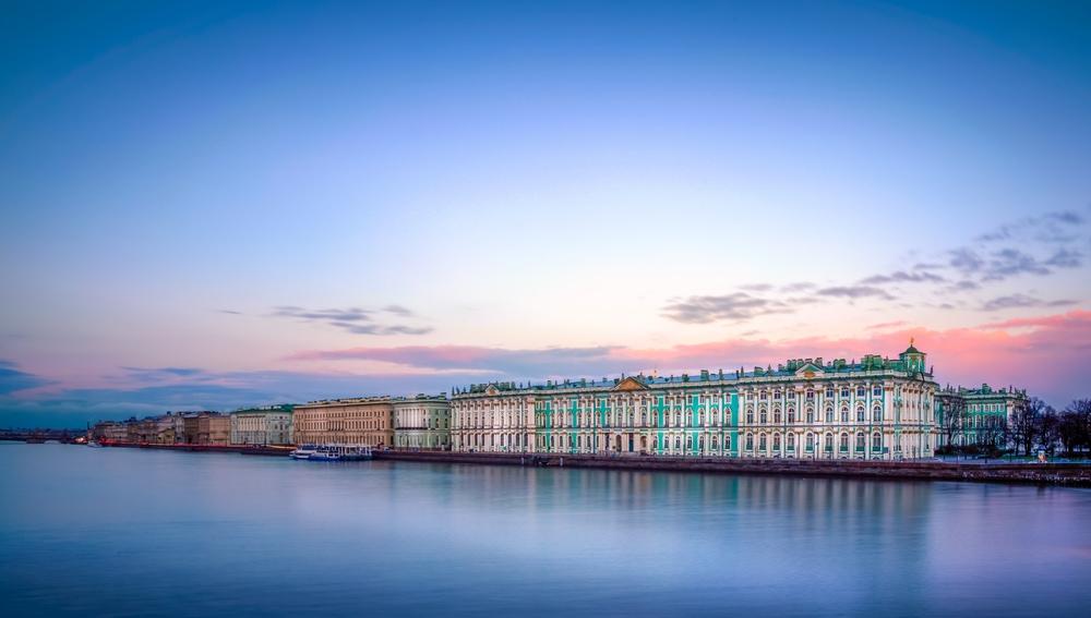 Was man in St. Petersburg gesehen haben muss: die Ermitage