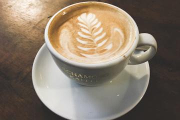 Schamong ist die älteste Kaffeerösterei in Köln.