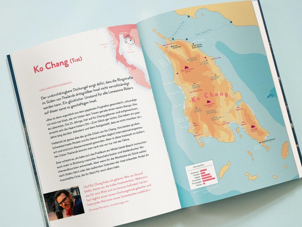 Ko Chang Reisebuch