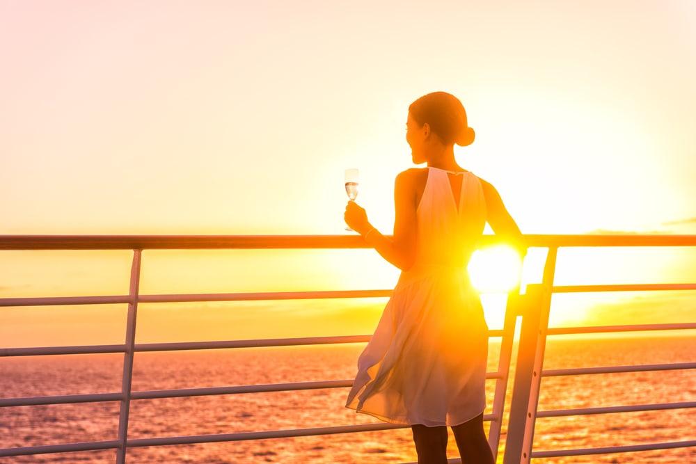 Kreuzfahrt-Tipps: Sonnenuntergang erleben