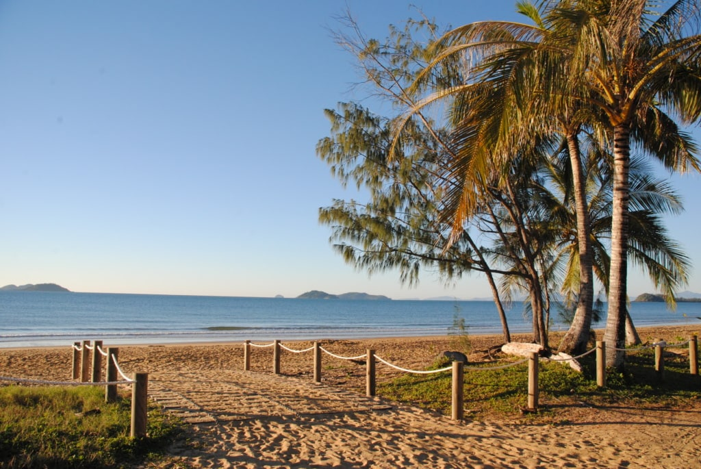 Mission Beach in Queensland