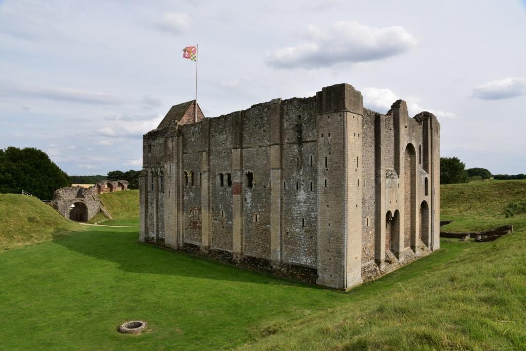 Burg in Norfolk