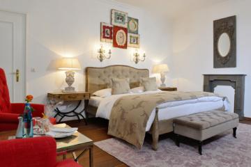 Zimmer im Haupthaus des Parkhotel Adler in Hinterzarten