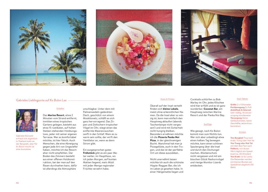 Thailand-Buch aus dem Reisedepeschen Verlag