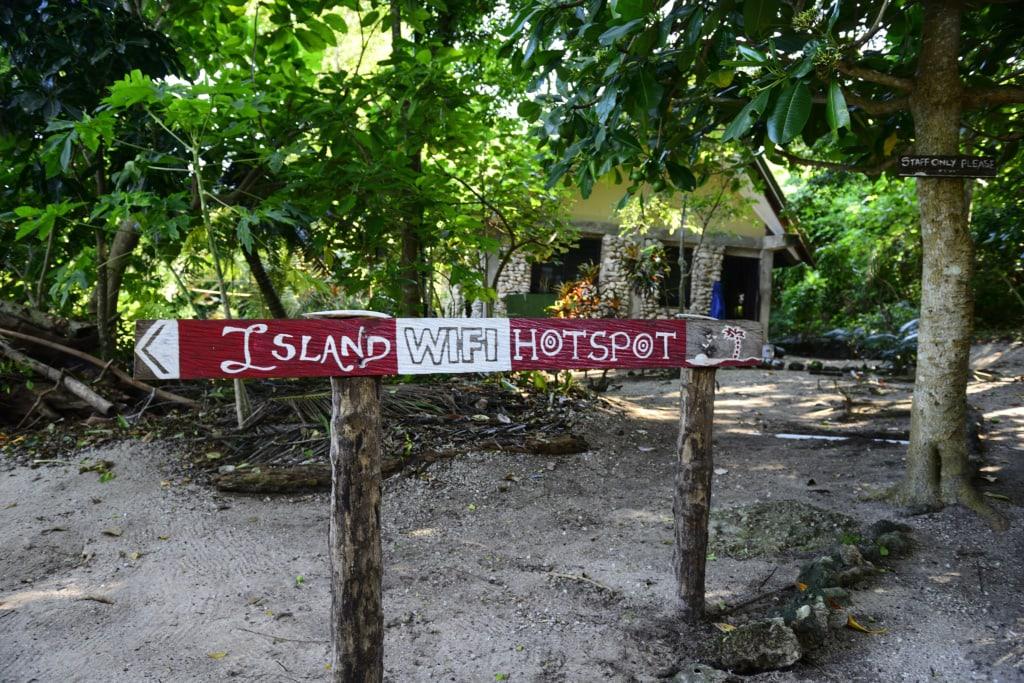 Tranquility Resort auf Lelepa Island in Vanuatu