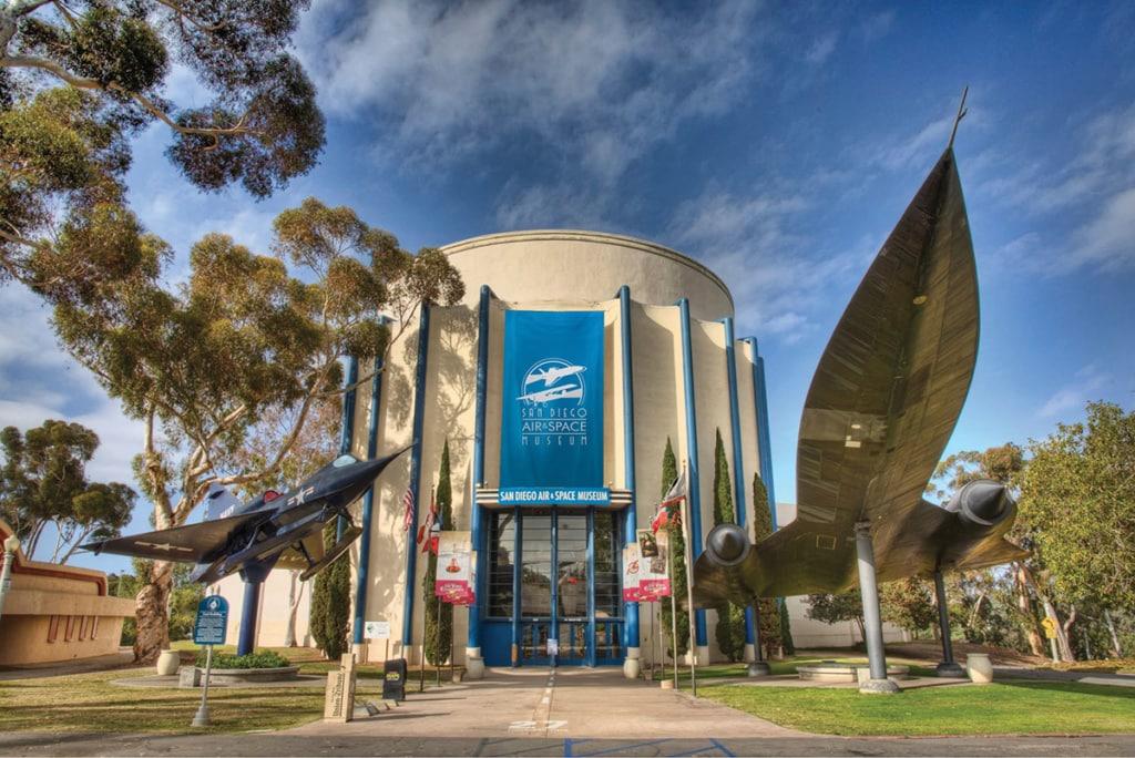 Air & Space Museum San Diego