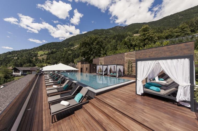 Quellenof Resort: Sky Pool
