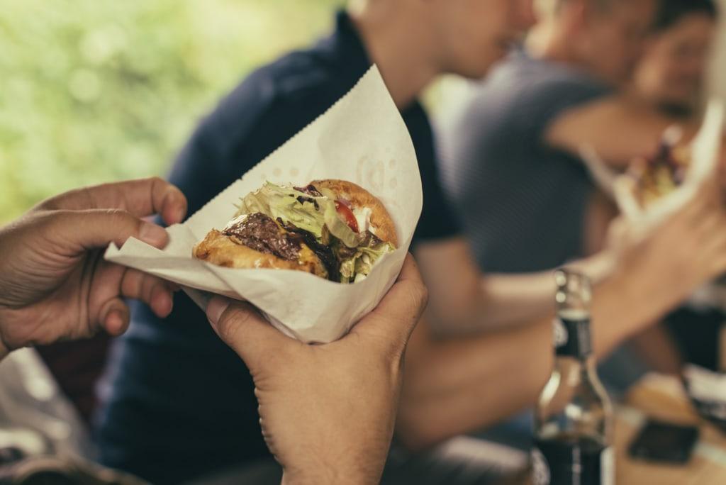 Street Food Festival in Tallinn