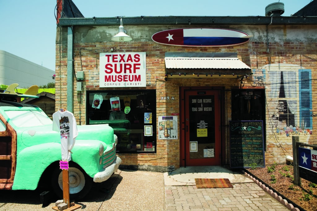 Texas Surf Museum in Corpus Christi, Texas