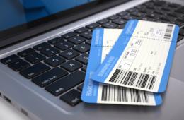 Ein Tippfehler bei der Flugbuchung online passiert schneller als man denkt.