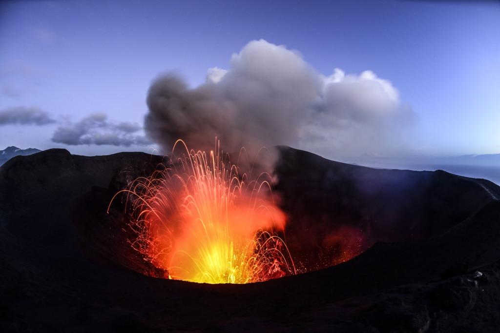 Vulkan in Vanuatu