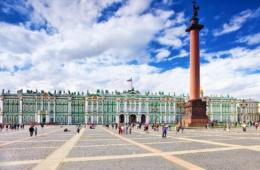 Was man in St. Petersburg gesehen haben muss: Winterpalast