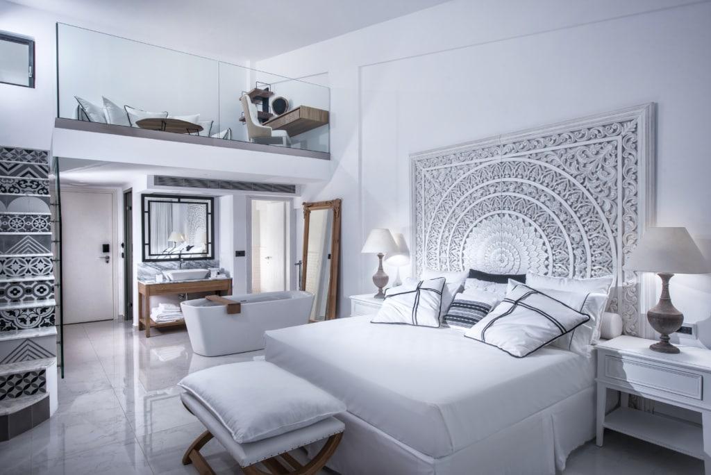 Gästezimmer im Abaton Island Resort & Spa