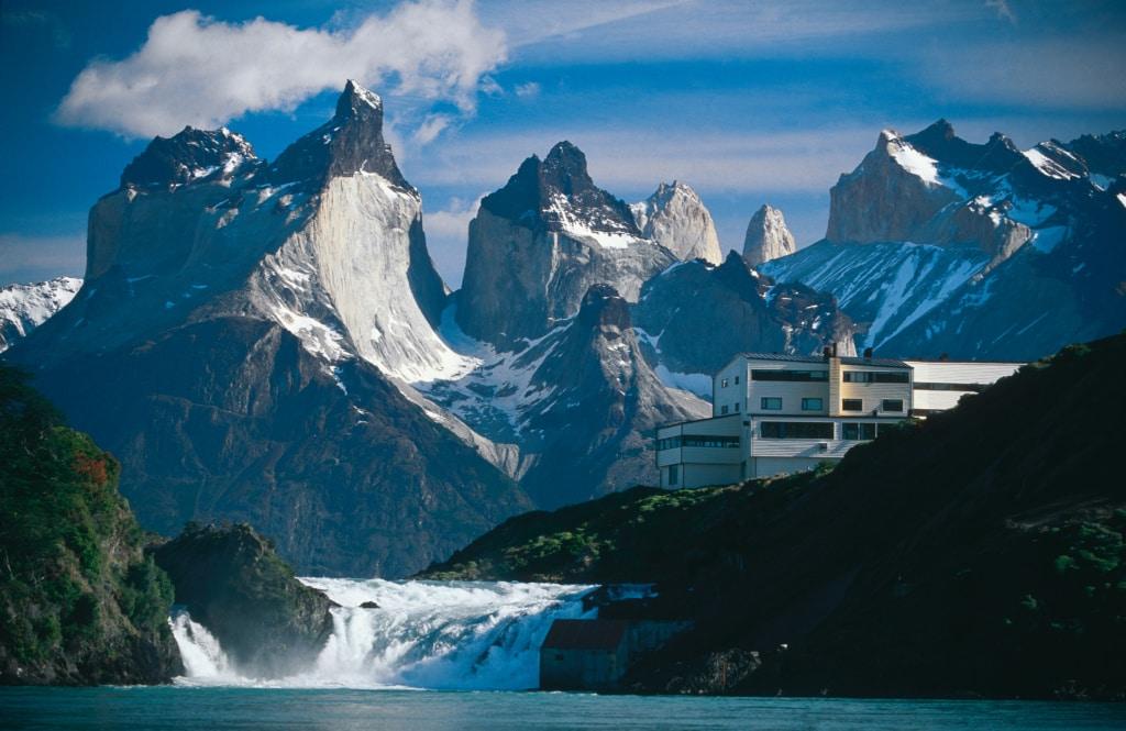 Das Explora Patagonia liegt weitab aller Zivilisation.