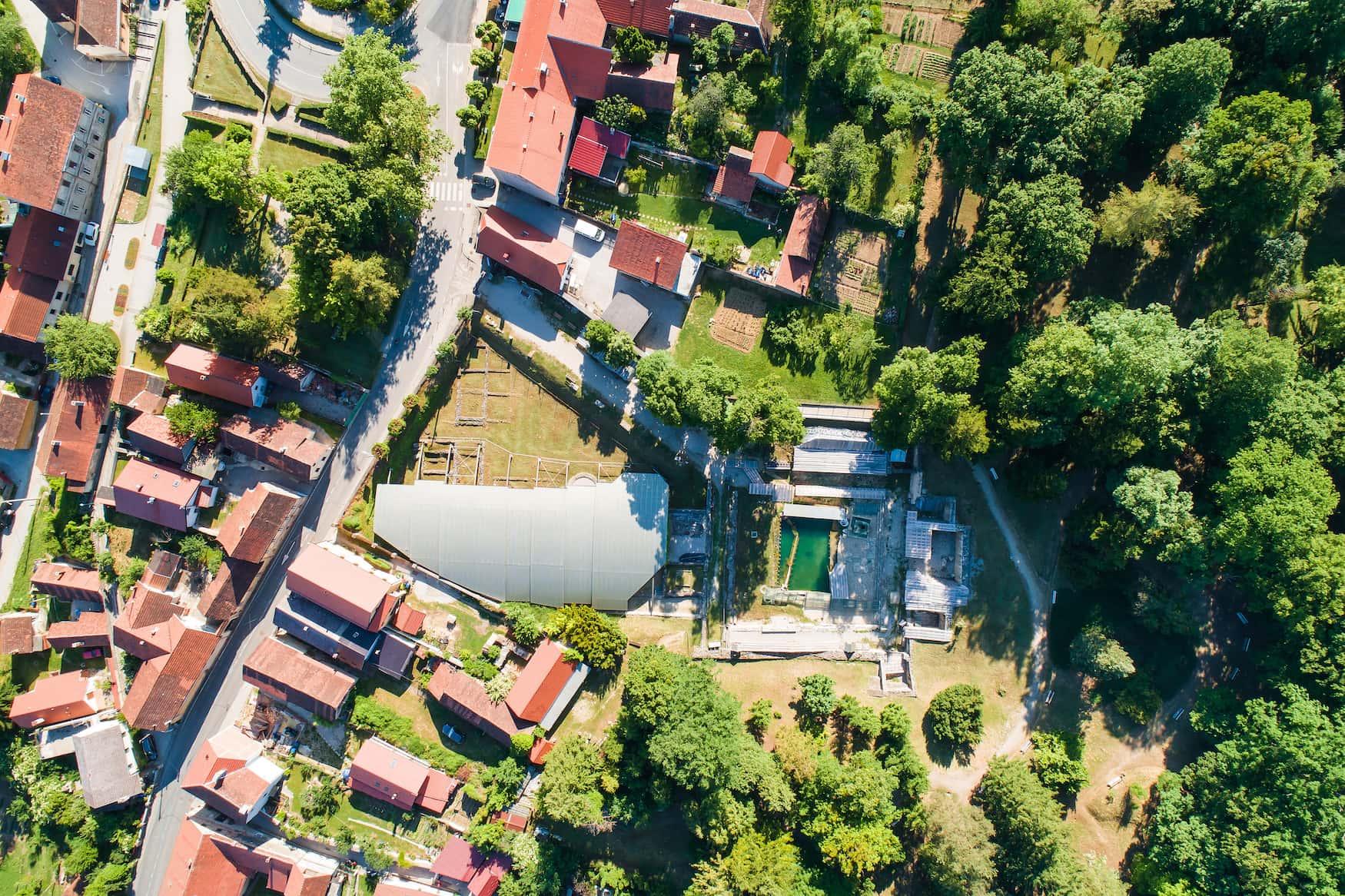 Römische Thermalquellen in Varazdinske