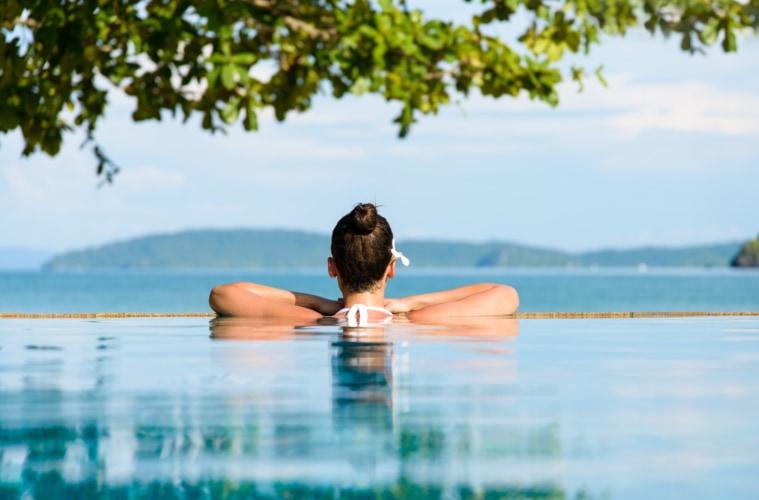 Ein Wellnessurlaub bietet höchste Entspannung