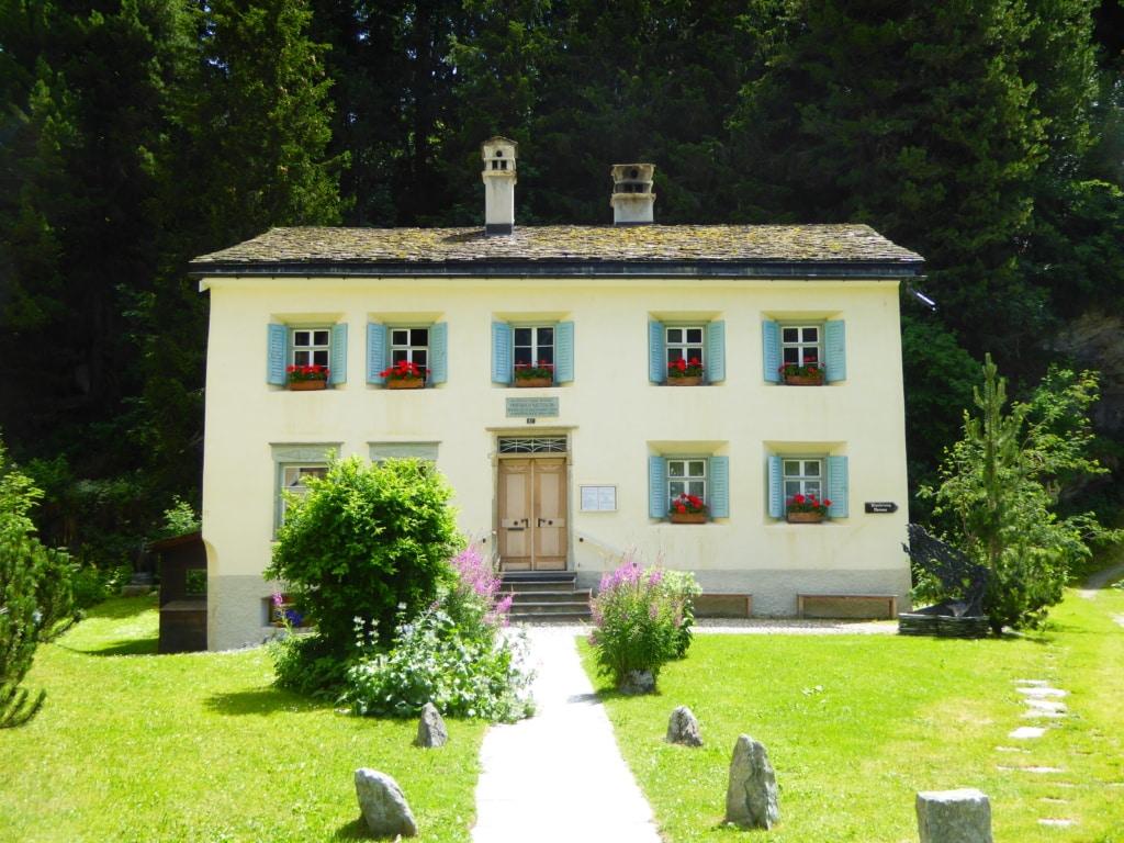 Haus von Friedrich Nietzsche