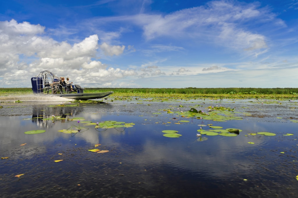 Airboating Mary-River-Floodplains