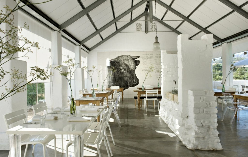Babel Restaurant in Südafrika