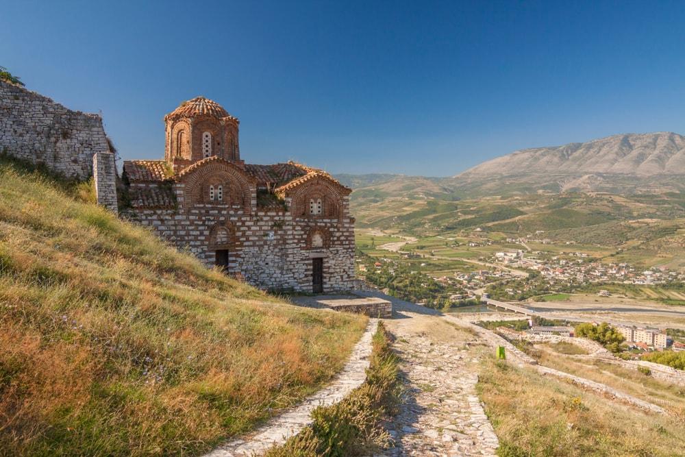 Albaniens Sehenswürdigkeiten: Berat