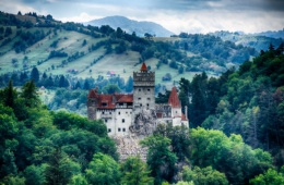 Bran Castle in Rumänien