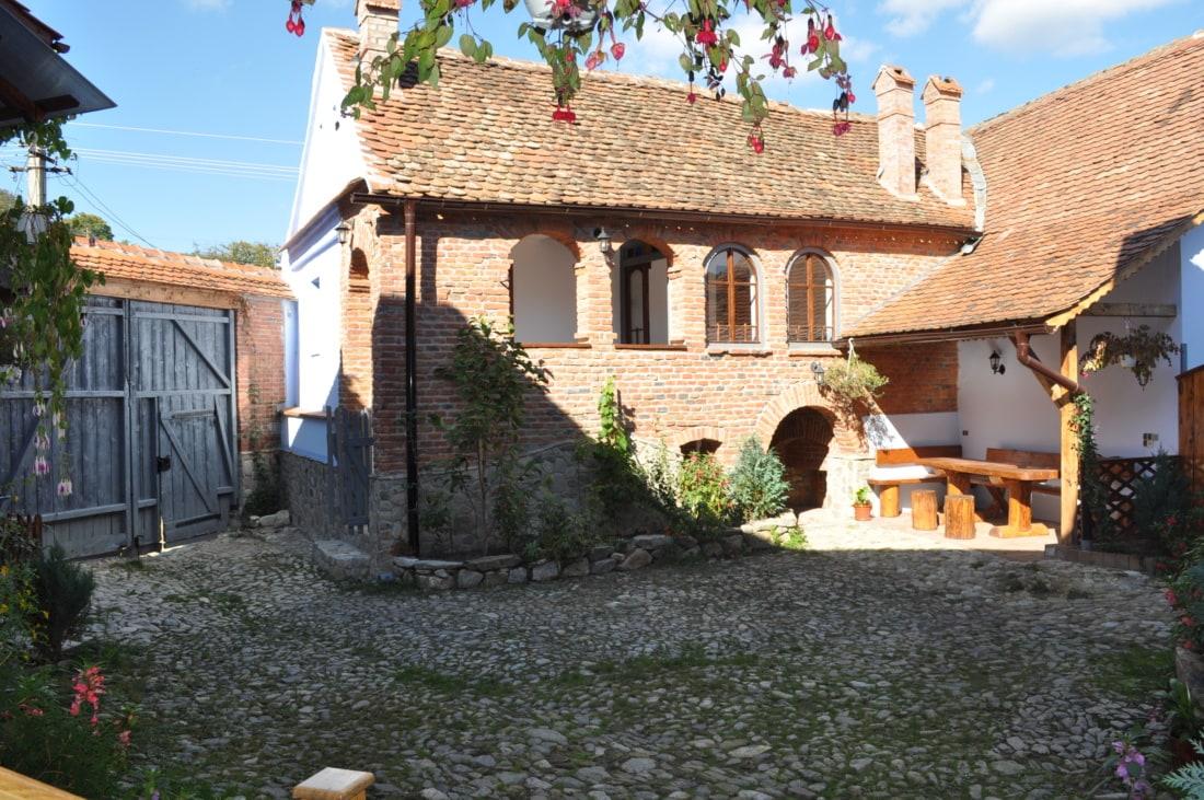 Unterkunft in Rumänien: Casa Nicu in Transsilvanien