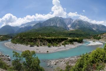 Sehenswürdigkeiten Albaniens: Gramoz Bergmassiv