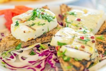 Zypriotische Küche: Halloumi-Käse