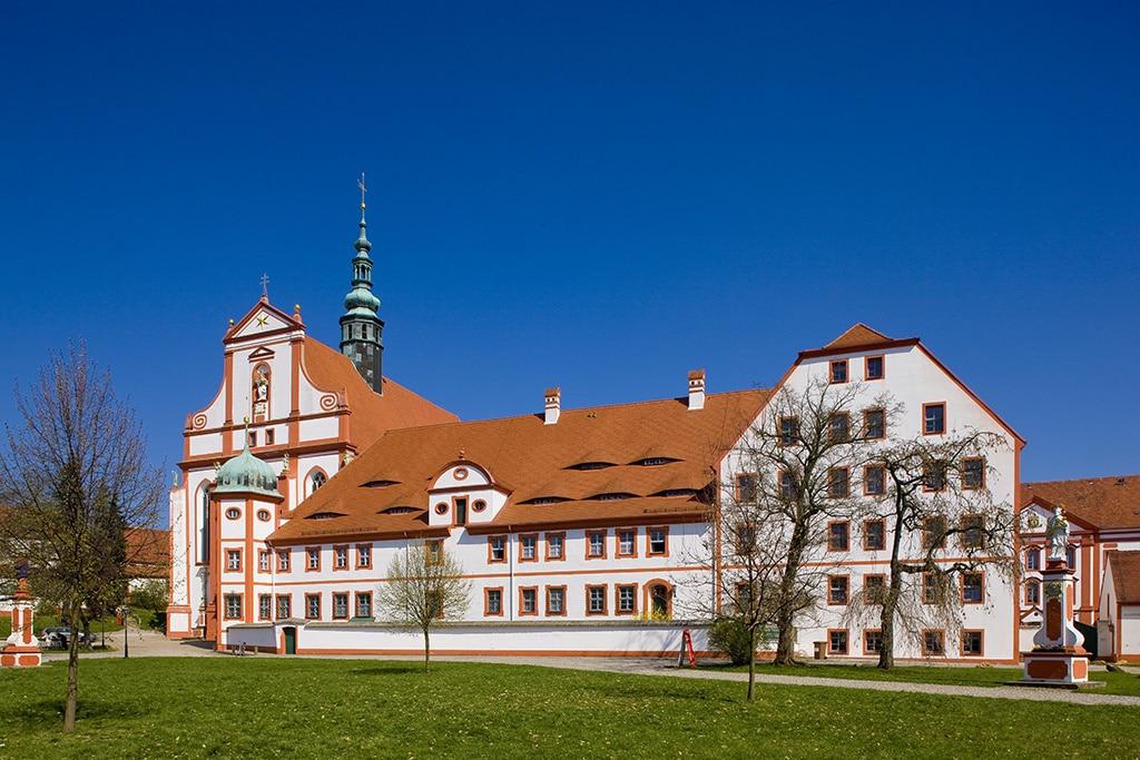 Urlaub im Kloster: Kloster Marienstern in Sachsen