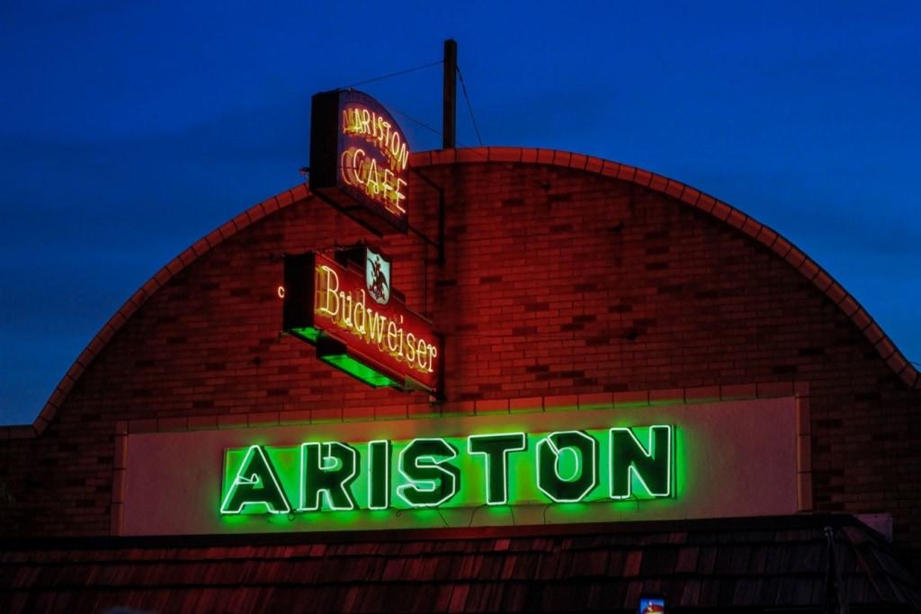 Ariston Cafe in Litchfield