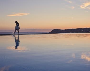 Schöne Hotelpools: Swimmingpool in der Myconian Villa Collection