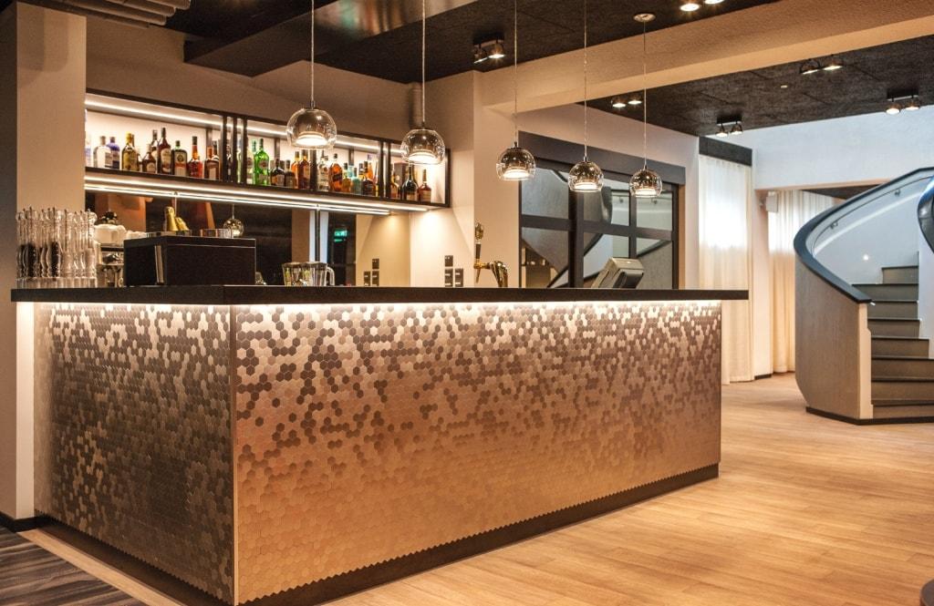 Bar im Centennial Hotel Tallinn
