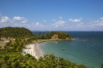 Bahia: Island of Frades