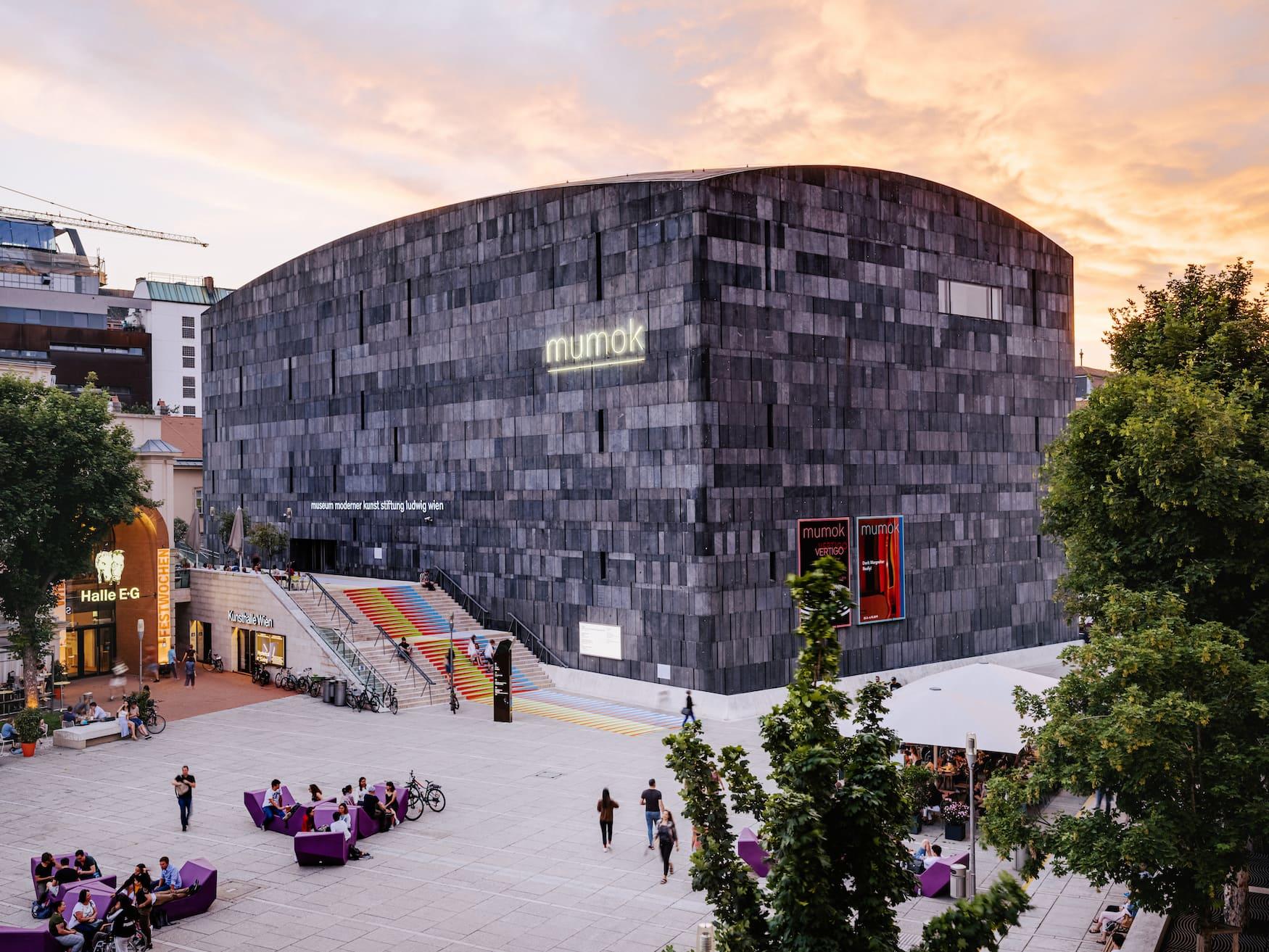 mumok: Museum of modern Art im Wiener Museumsquartier
