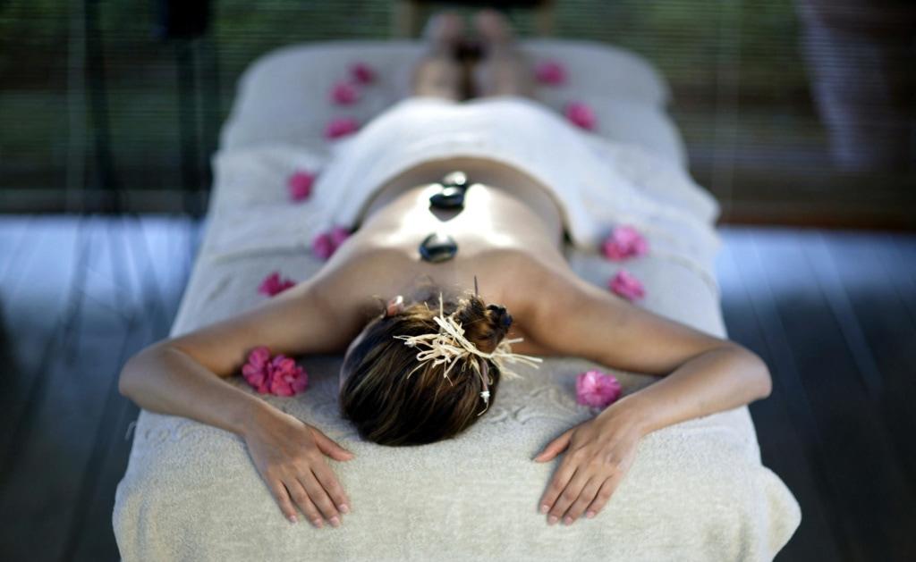 Massage im The Residence Mauritius