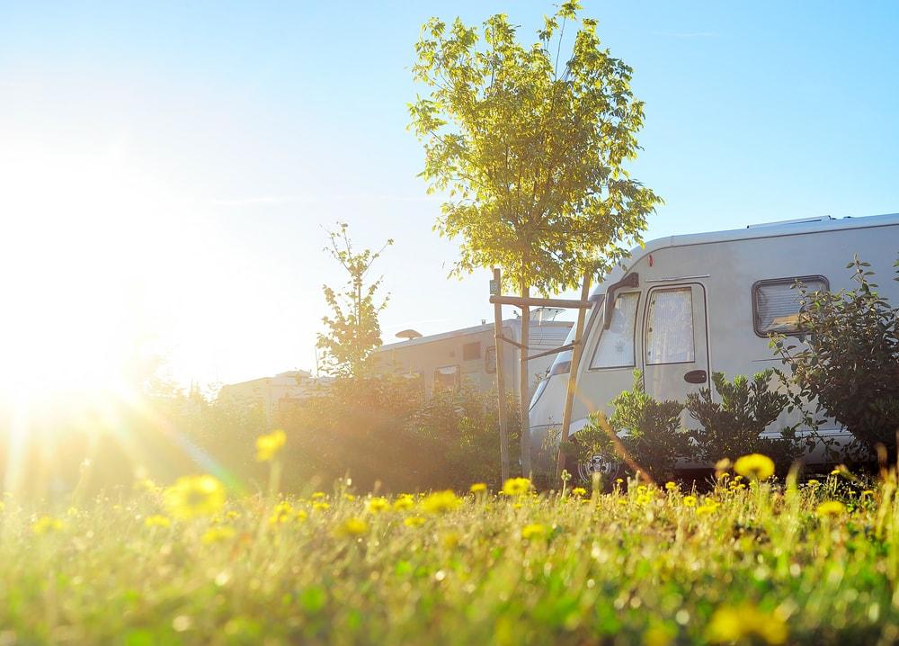 Wohmobil-Einsteiger: Camping in der Natur
