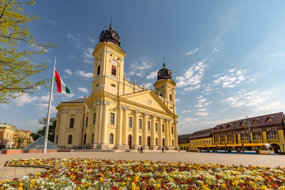Kirche in Debrecen
