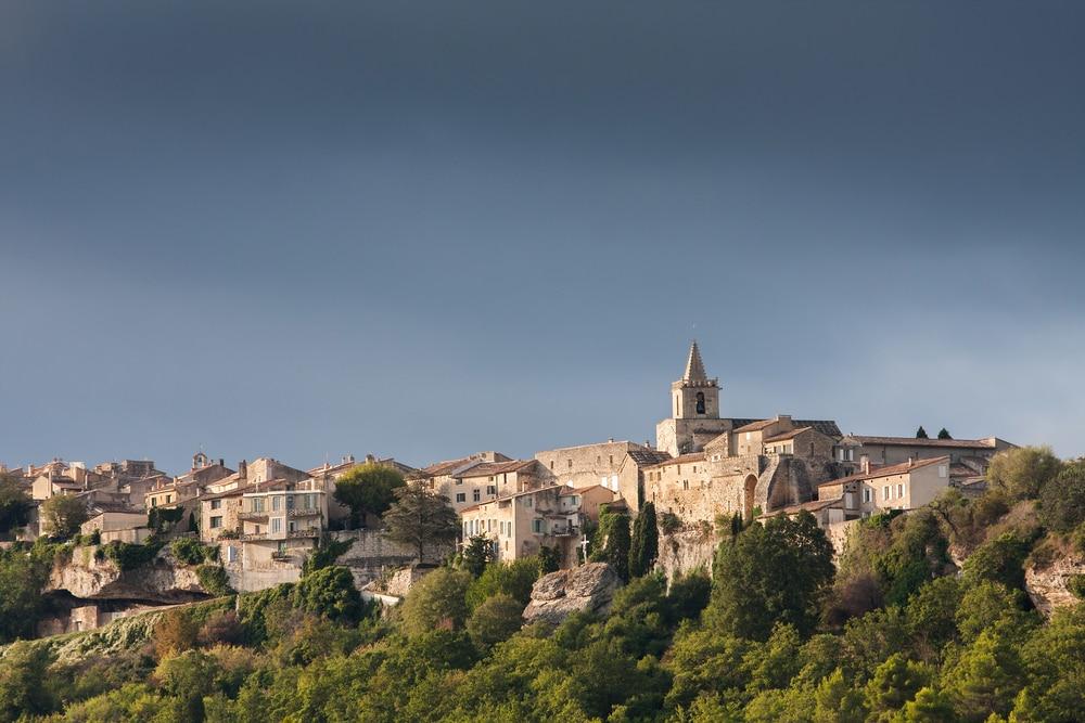 Venasque in Frankreich