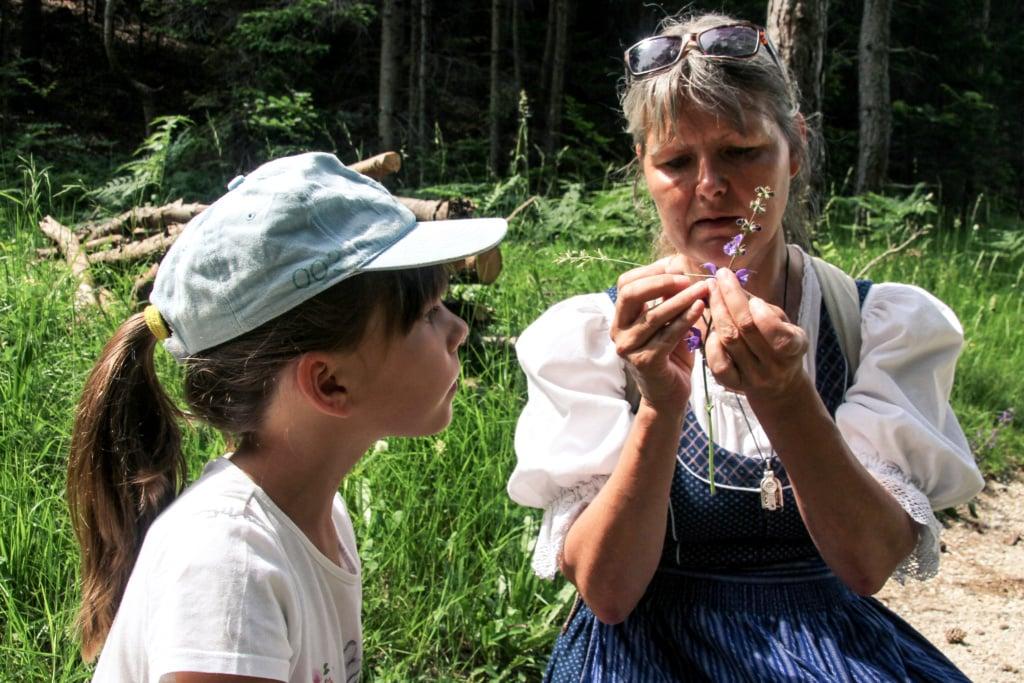 Küche in Kärnten: Zu Besuch bei Ingeborg Daberer im Gasthof Grünwald