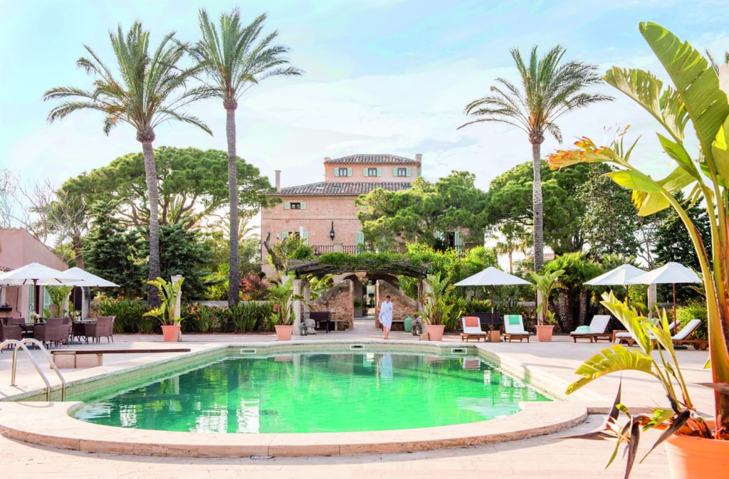 VeggieHotels: Cal Reiet Holistic Retreat auf Mallorca
