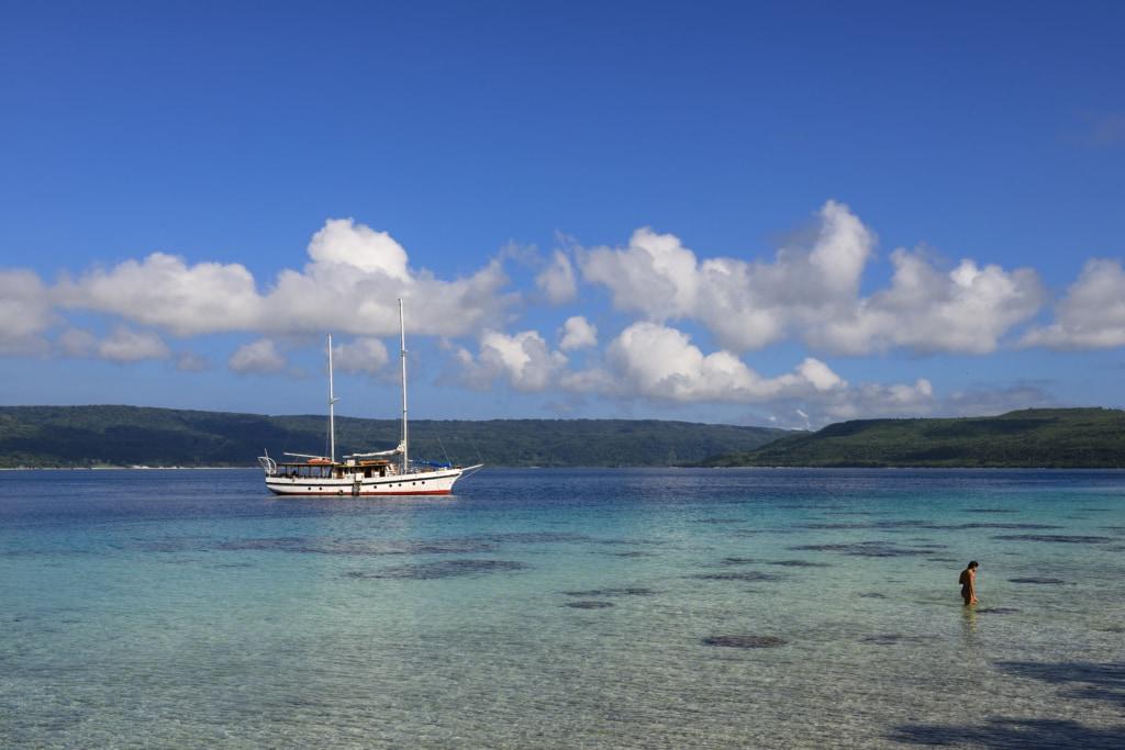 Tranquility Resort Moso Island
