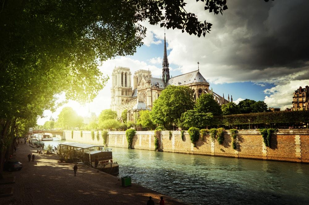Europas populärste Wahrzeichen: Notre Dame in Paris