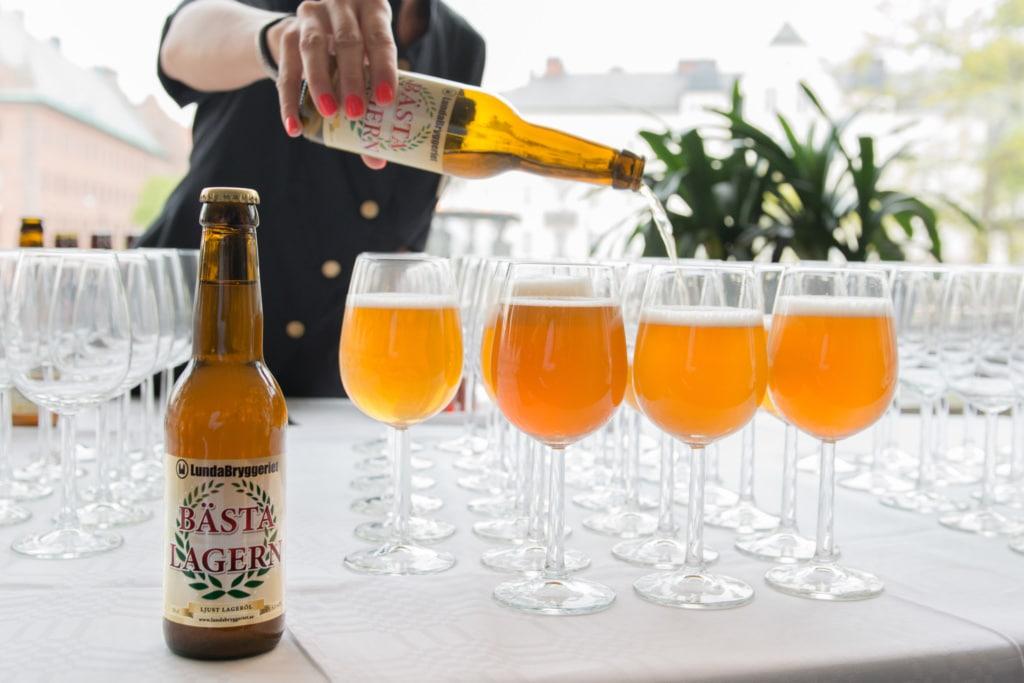 Bier aus Schweden