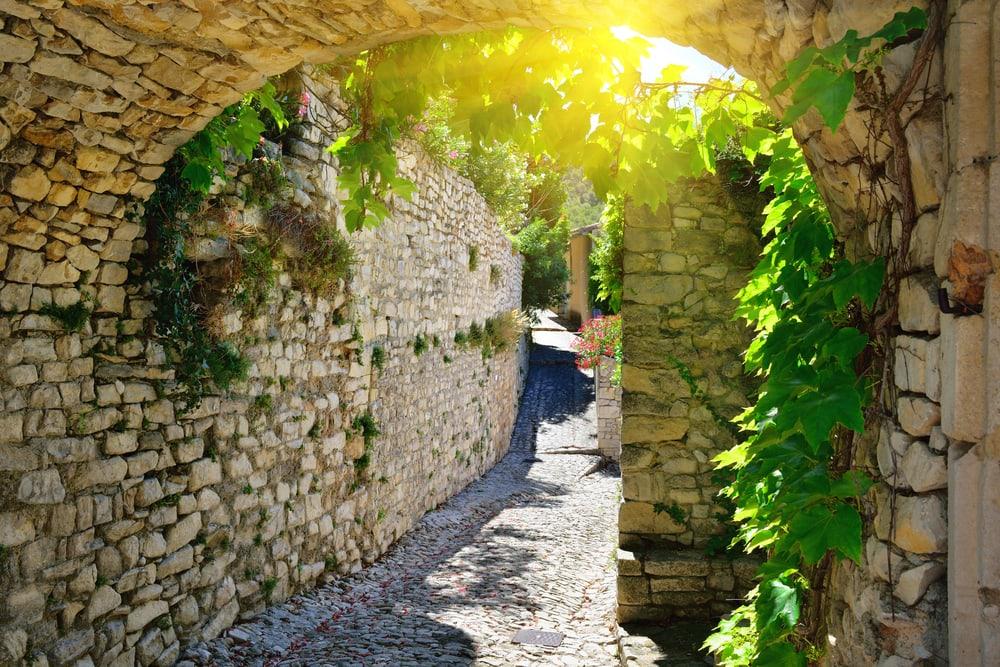 Die schönsten Dörfer in der Provence-Alpes-Côte d'Azur: Seguret