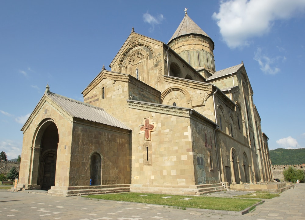 Sveti Zchoweli in Georgien